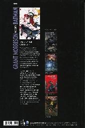 Verso de Batman (Grant Morrison présente) -6- Batman contre Robin