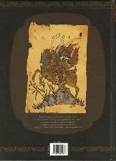 Verso de Mercenaires -3- Ju-œil-de-dragon