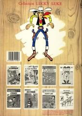Verso de Lucky Luke -11b85- Lucky Luke contre Joss Jamon
