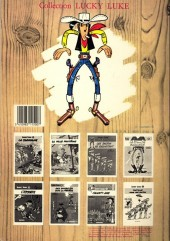 Verso de Lucky Luke -13b1986- Le juge
