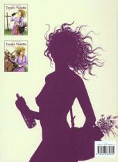 Verso de Tendre Violette (Couleur) -2- La cochette