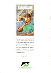 Verso de Sur les traces de Romain Roland - Sur les traces de Romain Rolland