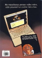 Verso de Tueurs de mamans -2- tome 2