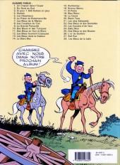 Verso de Les tuniques Bleues -5b1990- Les déserteurs
