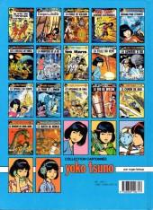 Verso de Yoko Tsuno -6a1990- Les 3 soleils de Vinéa
