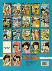 Verso de Yoko Tsuno -10a87- La lumière d'Ixo