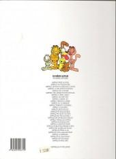 Verso de Garfield -2b1999- Faut pas s'en faire