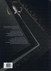 Verso de Wunderwaffen -3- Les Damnés du Reich