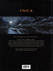 Verso de Inca -1- L'empire des quatre quartiers