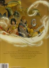 Verso de Les forêts d'Opale -1c04- Le Bracelet de Cohars