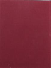 Verso de Blake et Mortimer -11TL- Les 3 formules du Professeur Satô - Tome 1