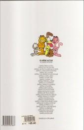 Verso de Garfield -5a1999- Moi, on m'aime