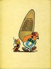 Verso de Astérix -12a69'- Astérix aux jeux Olympiques