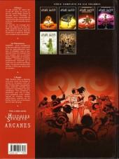 Verso de Arcane majeur -6- Strange Days