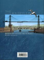 Verso de Histoire de Marseille -2- De la Grande Peste aux défis du XXIe siècle