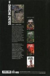 Verso de Soldat inconnu (Urban Comics) -3- Saison sèche