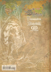 Verso de (AUT) Crisse -12- Travels