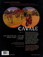 Verso de Secrets - Cavale -1- Tome 1/3