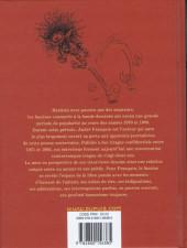 Verso de (AUT) Franquin -27- Franquin et les fanzines