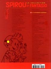 Verso de Spirou et Fantasio - La collection (Cobra) -20- Il y a un sorcier à Champignac