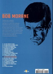 Verso de Bob Morane 11 (La collection - Altaya) -28- Les chasseurs de dinosaures