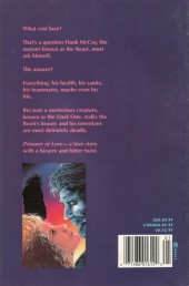Verso de X-Factor Special: Prisoner of love (1990) -1- X-Factor Special: Prisoner of love
