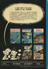 Verso de Spirou et Fantasio -11b73- Le gorille a bonne mine