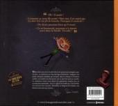 Verso de Le magasin des suicides -HS- Le livre du film