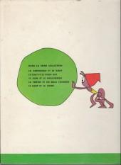 Verso de Fablio le magicien -4- La cigale et la fourmi