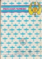 Verso de Battler Britton -162- La chambre froide