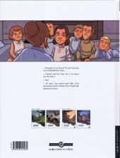 Verso de L'envolée sauvage -4- La Boîte aux souvenirs