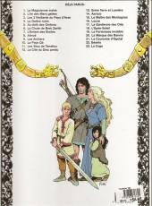 Verso de Thorgal -6c1999- La Chute de Brek Zarith