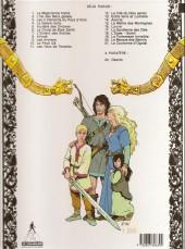 Verso de Thorgal -12a96- La cité du dieu perdu