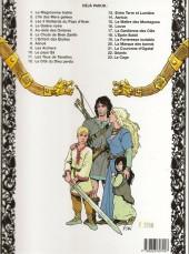 Verso de Thorgal -14b 98- Aaricia