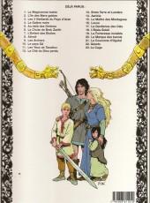 Verso de Thorgal -20a98- La marque des bannis