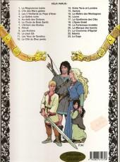 Verso de Thorgal -23a1998- La cage