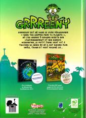 Verso de Grrreeny -2- Un cadeau de la nature