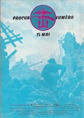 Verso de Attack (1re série) -2- Paul Brave et... le drapeau de la gloire