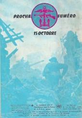 Verso de Attack (1re série) -7- Rivalité dans le ciel