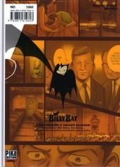 Verso de Billy Bat -7- Volume 7