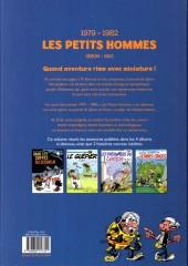 Verso de Les petits hommes -INT05- Intégrale 1979-1982