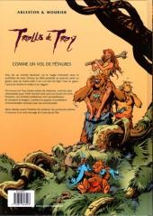 Verso de Trolls de Troy -3a2003- Comme un vol de Pétaures