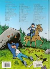 Verso de Les tuniques Bleues -1e12- Un chariot dans l'ouest