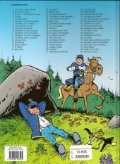 Verso de Les tuniques Bleues -2f12- Du nord au sud