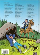 Verso de Les tuniques Bleues -5c2012- Les déserteurs