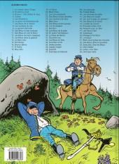 Verso de Les tuniques Bleues -12c2012- Les Bleus tournent cosaques