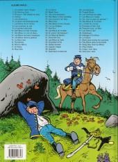 Verso de Les tuniques Bleues -7d2012- Les bleus de la marine