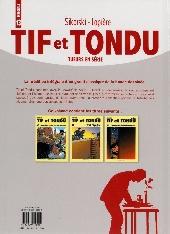 Verso de Tif et Tondu (Intégrale) -13- Tueurs en série