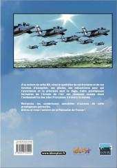Verso de Patrouille de France - L'Épopée