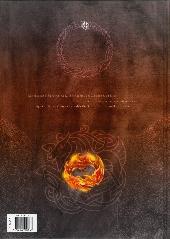 Verso de Le crépuscule des dieux -7- Le Grand Hiver